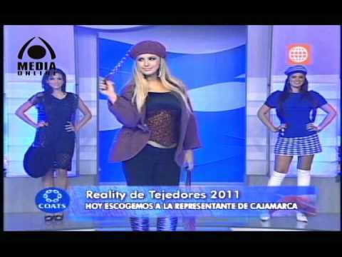 Jamila Dahabre en Lima Limon Reality Cajamarca