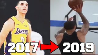 Lonzo Ball Put on a TON of Muscle! PHENOMENAL Body Transformation & Improved Jump Shot!