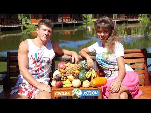 Все фрукты Таиланда | Очень сочное видео! Пальчики оближешь! | All about Thai fruts