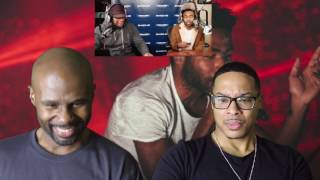 """Childish Gambino Spits On Drake's """"Pound Cake"""" On Sway in the Morning (REACTION!!!)"""