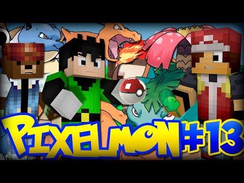 Pixelmon AK #13 // O Ultimo Ginásio !!!
