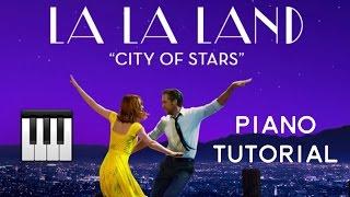 City Of Stars Justin Hurwitz Arr Ocean Jiang Easy Intermediate Piano Tutorial
