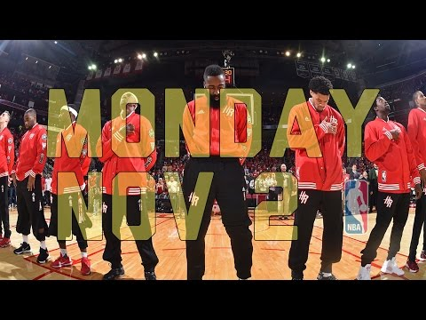 NBA Daily Show: Nov. 2 - The Starters