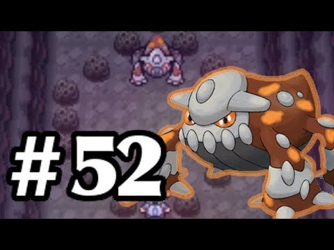 Let's Play Pokemon: Platinum - Part 52 - HEATRAN