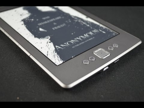 Amazon Kindle 4 (2011): Unboxing and Review