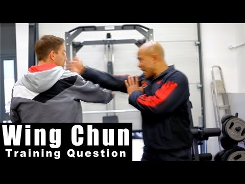 wing chun techniques -  what is gak sao?Q21 Image 1
