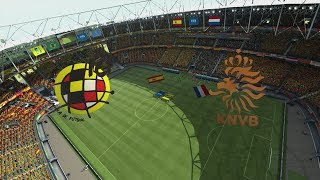 2014 FIFA World Cup Brazil - Spain vs Netherlands - [HD FULL Gameplay]