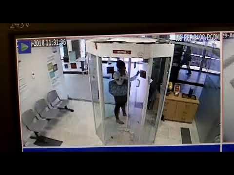 Assalto em posto bancário na Câmara de Vereadores de Salvador