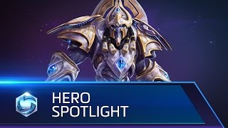 Artanis Spotlight – Heroes of the Storm