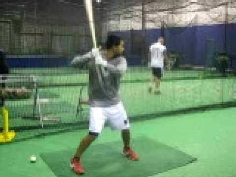 St Louis Cardinals Niko Vasquez @ Bat-R-Up Las Vegas