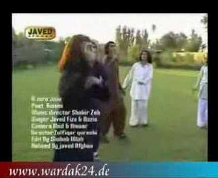 Afghan Attan - Nazia Iqbal afghan music pashto song thumbnail