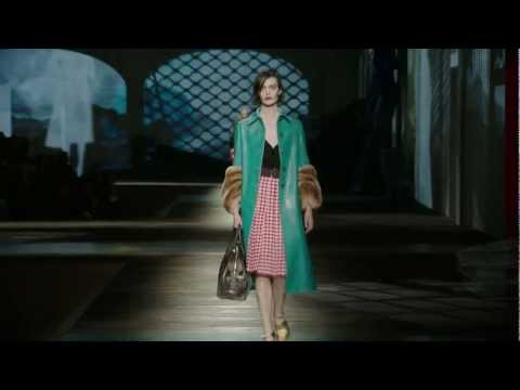 Prada Fall/Winter 2013 Womenswear Show #18