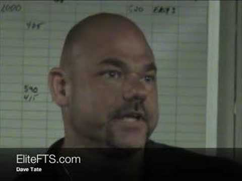 EliteFTS.com - Dave Tate on Success Image 1