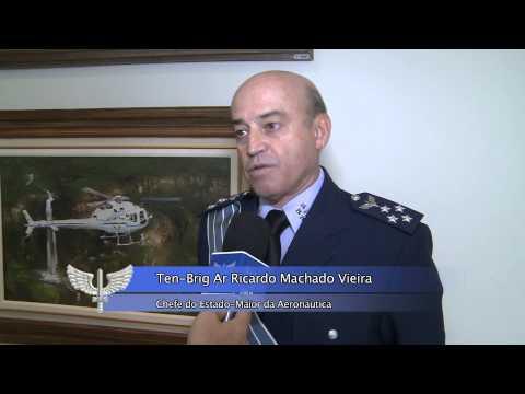 Tenente-Brigadeiro Machado assume o EMAER