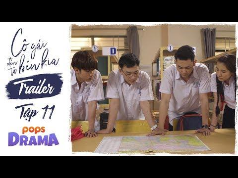 Trailer Phim Ma Học Đường Cô Gái Đến Từ Bên Kia |Tập 11| K.O (Uni5), Emma, Quỳnh Trang, Thông Nguyễn