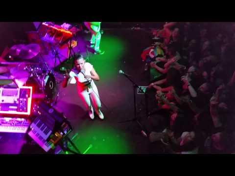 Somos Dos - Bomba Estereo - Live Oakland, CA July 20, 2015 - The New Parish