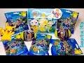 ПОКЕМОНЫ PoKeMoN GO - СЮРПРИЗЫ Игрушки ХЕППИ МИЛ, пакетики / POKEMON toys SURPRISES eggs Unboxing