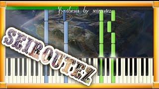 Synthesia Midi Piano Bouquet Harpsound