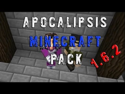 Descargar Modpack Apocalipsis Minecraft NO PREMIUM! 1.6.2!!   Willyrex - Vegetta777