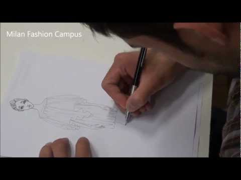 Fashion Drawing -Fashion Design Figure-  Poses - Templates - Croquis de Moda - дизайн одежды