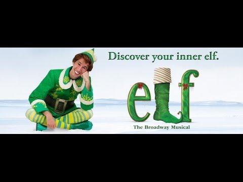 elf the musical full soundtrack