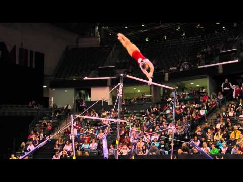 Sakura Yumoto - Uneven Bars Finals - 2012 Kellogg&#039;s Pacific Rim Championships - 3rd