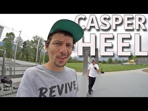 Casper Heel (Hospital Heel) - Jonny Giger