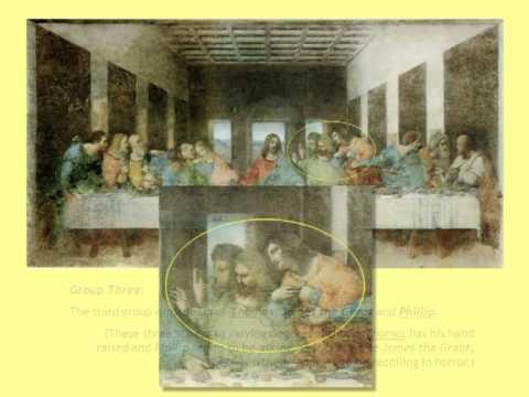 """Leonardo da Vinci's """"Last Supper""""; a non-fiction Interpretation"""