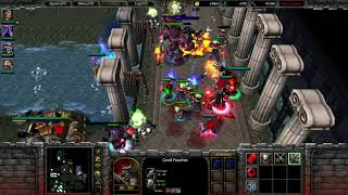 WarCraft 3: Dwarf Campaign 02 - City of the Seven Mithril Golems (Part 4)