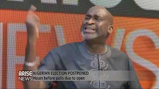 ThisDayLive panel discusses the postponement of Nigeria's Election and the expected effects