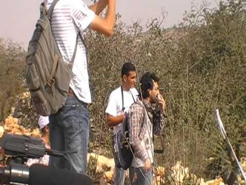 Beit Ommar  Demonstration September 25 2010