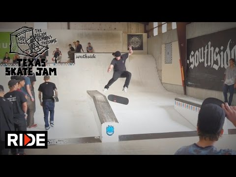 Texas Skate Jam 2016 - #BoardrBoys