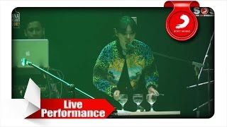Isyana Sarasvati Kau Adalah Feat Rayi Putra Live Performance