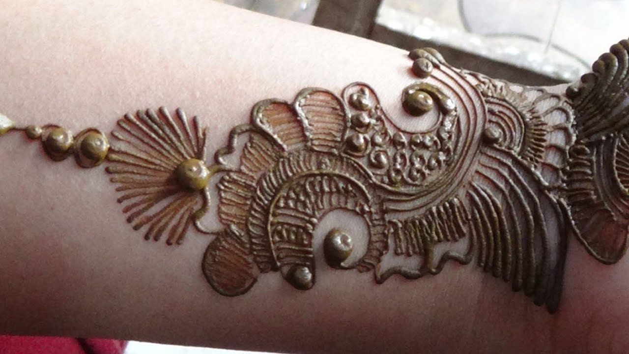 Henna Tattoo Designs For Hands Free