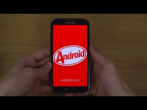 Samsung Galaxy Note 2 Official Android 4.4.2 KitKat - Review