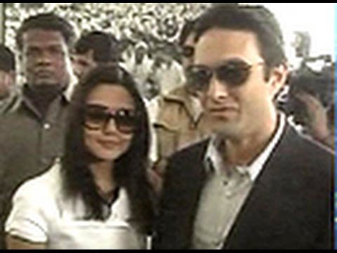 Strange Twist In Preity Zinta And Ness Wadia Case video