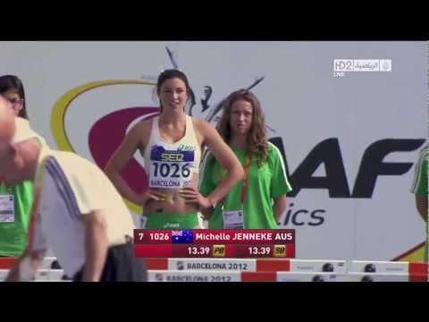 Sexy atleta Michelle Jenneke 19 años