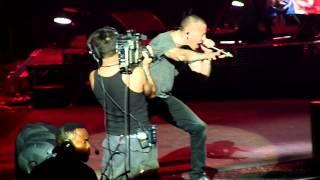 Linkin Park & concert live à Paris/Bercy Novembre 2014  - Intro & Guilty All The Same