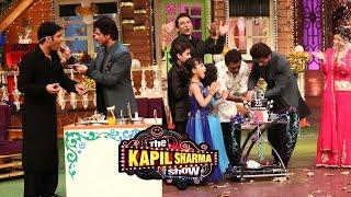 Shahrukh Khan CELEBRATES 25 Years Of Bollywood On The Kapil Sharma Show   Raees Promotion