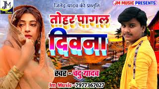 तोहर पागल दिवना - Tohar Pagal Deewana - Chandu Yadav - Maithili Sad Songs 2020 - Maithili Song 2020