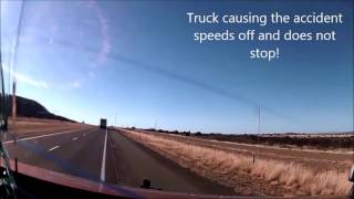 truckers here is WHY you need to protect yourself with a professional truckers dash camera