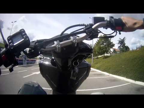 Wheeling MBK Stunt