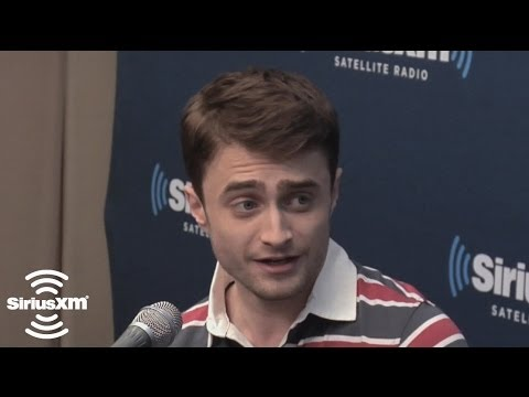 Daniel Radcliffe gay Sex Scene...it's An Easy Headline    Siriusxm    Entertainment Weekly video