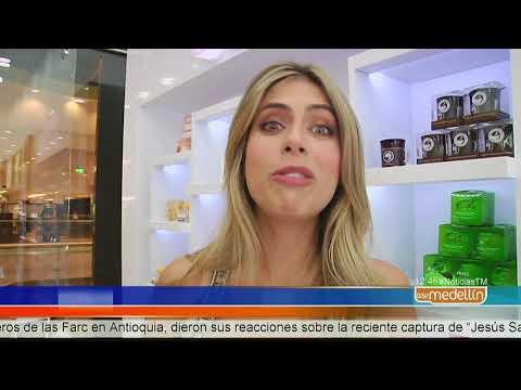 Ana Sofía Henao conserva su belleza a través de esta rutina  [Noticias] - Telemedellín