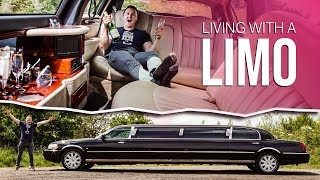 Can You Daily Drive A Stretch Limo?