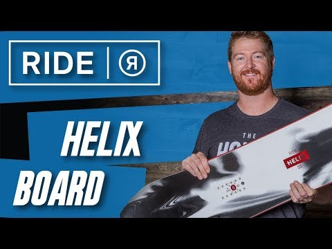 2018 Ride Helix Snowboard - Review - TheHouse.com