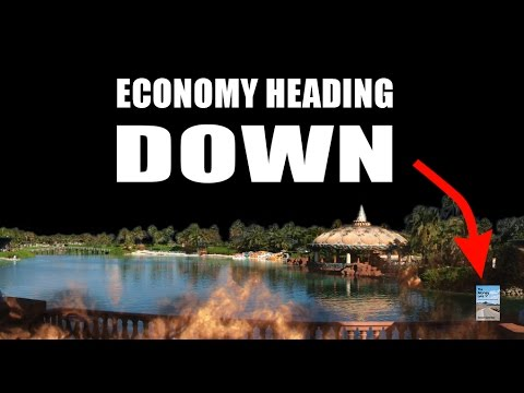 Global Economy MELTDOWN Begins as Central Bank QE Policy a Failure!