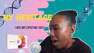I'M FROM WHERE? | SO SHOCKED | MY HERITAGE DNA RESULTS | [LIFE OF A FLIGHT ATTENDANT] | REENIE