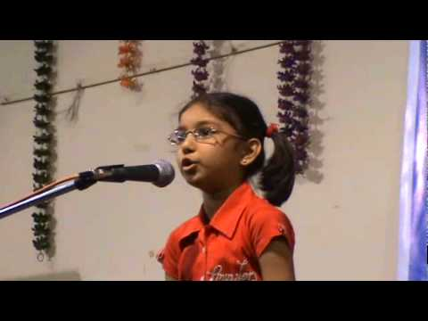 Proshno  Kobita (recitation) - Rabindranath Tagore's , Recitation By Megha Chakraborty video