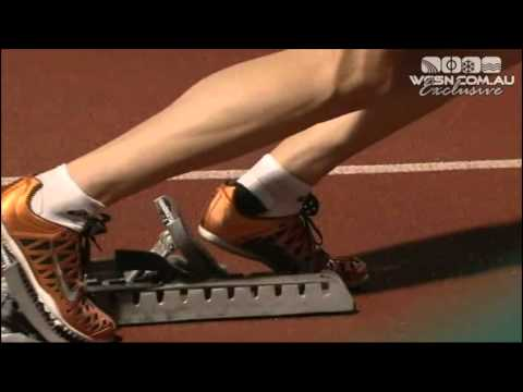 2011 Sydney Track Classic - Mens 400m